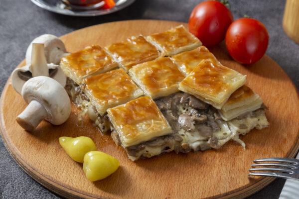Mantarlı Adana Börek
